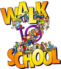 JFK Walk to School Day